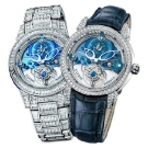 Ulysse Nardin Royal Blue Tourbillon Haute Joaillerie Watches