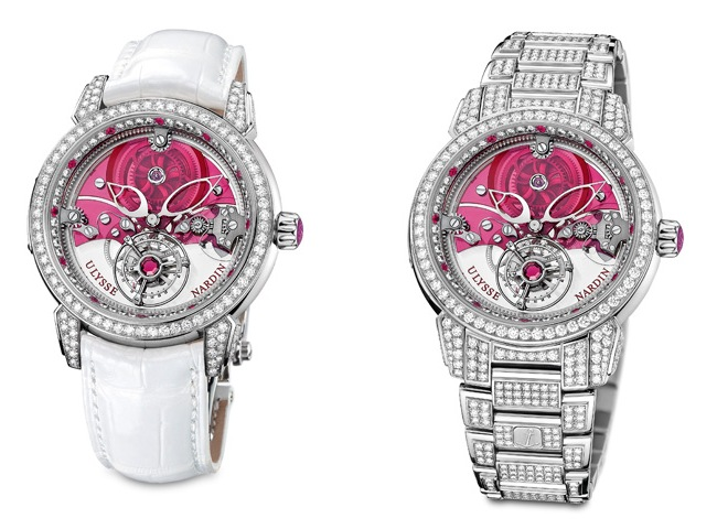 Ulysse Nardin Royal Ruby Tourbillon Watches
