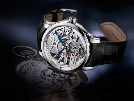Ulysse Nardin Skeleton Tourbillon Manufacture Watch