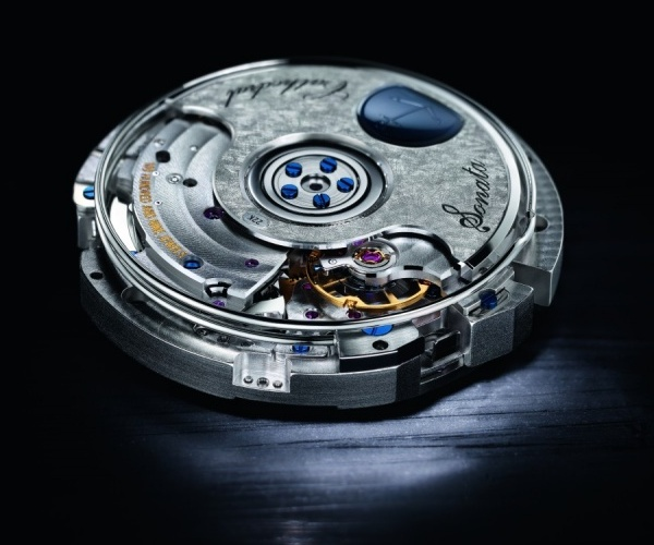Ulysse Nardin Sonata Streamline Watch Caliber UN-67