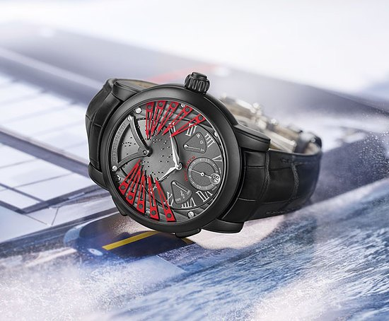 Ulysse Nardin Stranger 2015 Only Watch
