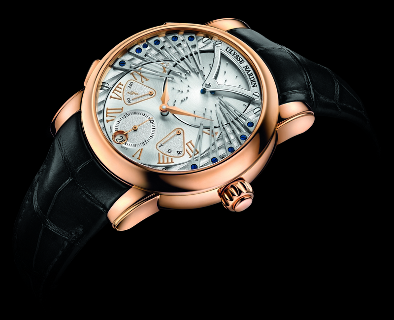 Ulysse Nardin Stranger Musical Watch