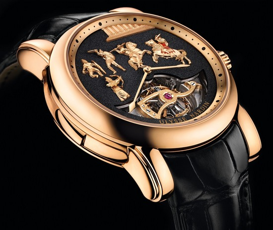 Ulysse Nardin Alexander the Great Watch