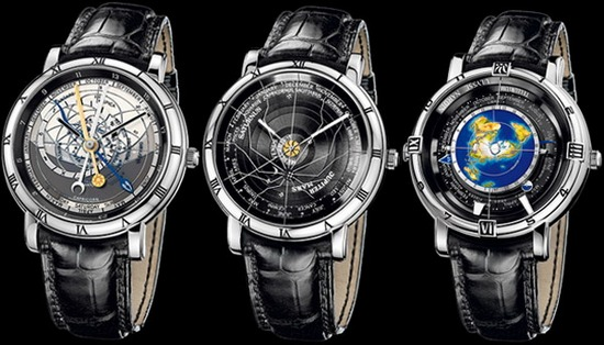 Ulysse Nardin Trilogy Set