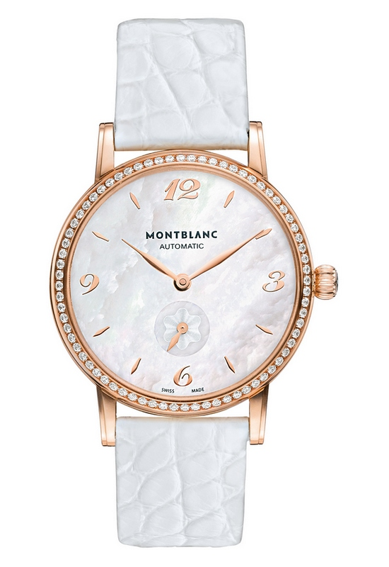 Montblanc Star Classique Lady Automatic Diamonds Watch