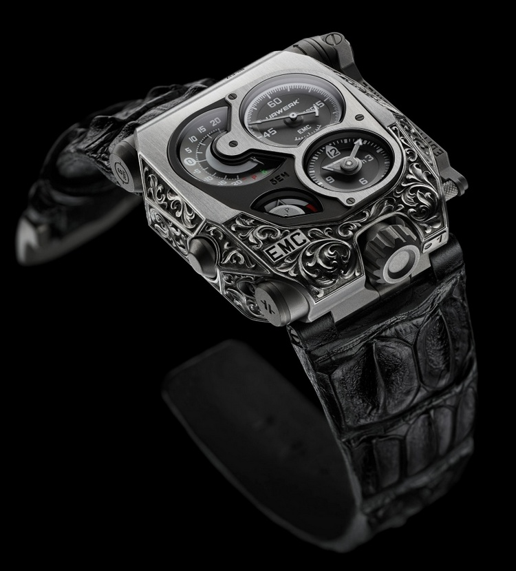 URWERK EMC Pistol Watch