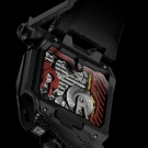Urwerk EMC TimeHunter X-Ray Watch Case Back