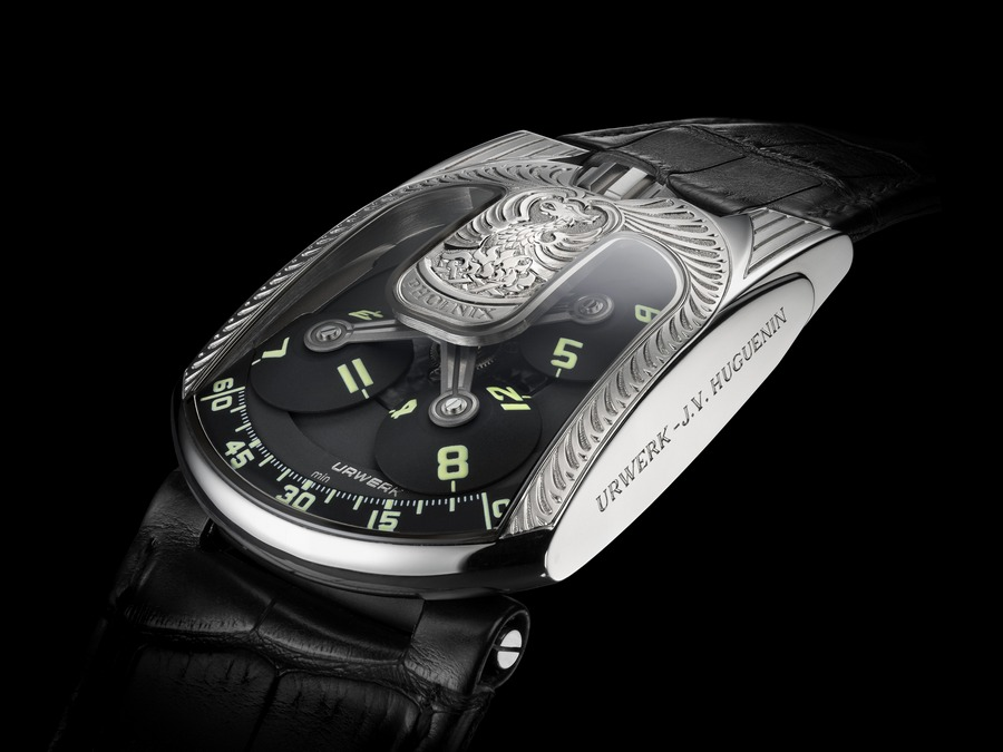 Urwerk UR-103 Phoenix Watch