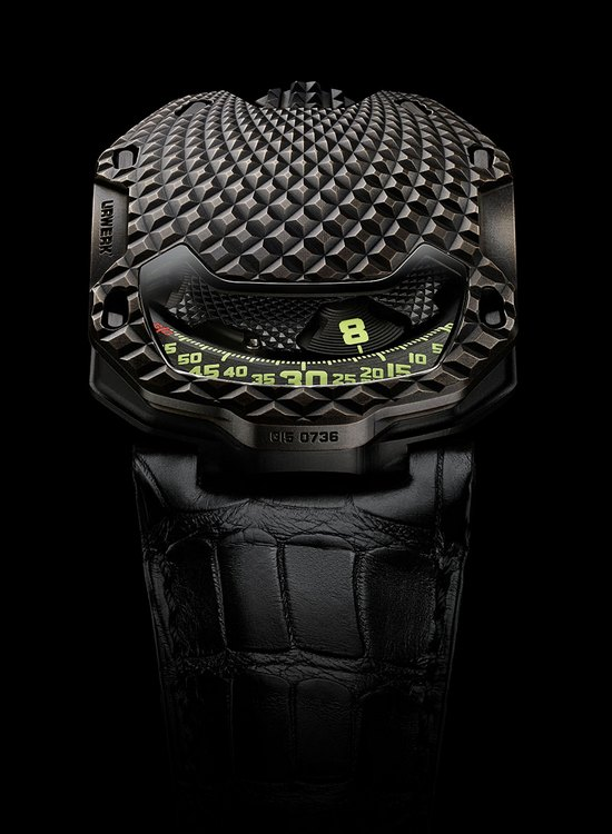 Urwerk UR 105 T-REX Watch Front