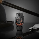 Urwerk UR-105TA Clockwork Orange Watch Still Life