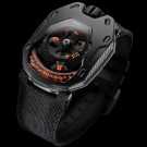 Urwerk UR-105TA Clockwork Orange Watch