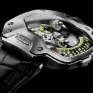 Urwerk UR-110 PT Watch Side