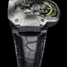 Urwerk UR-110 PT Watch Side View