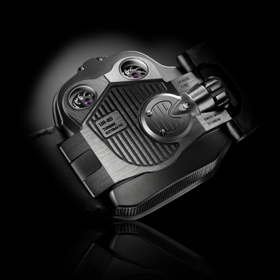 Urwerk UR-110 Watch Caseback