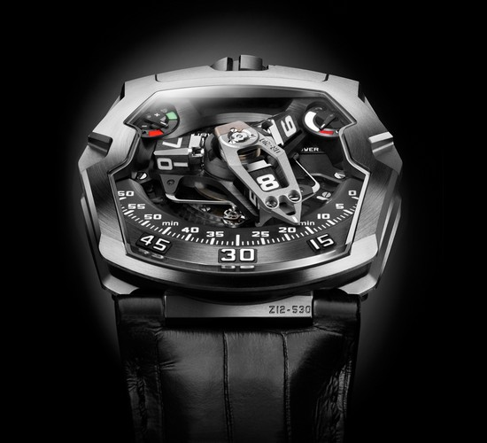 Urwerk UR-210 Maltese Falcon Watch
