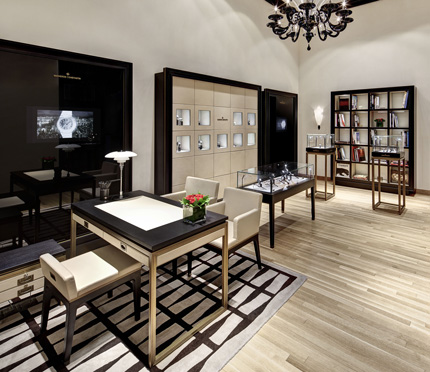 Vacheron Constantin Boutique in Las Vegas - Interior
