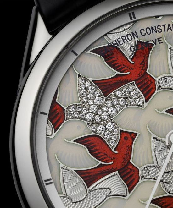 Vacheron Constantin Dove Watch Detail