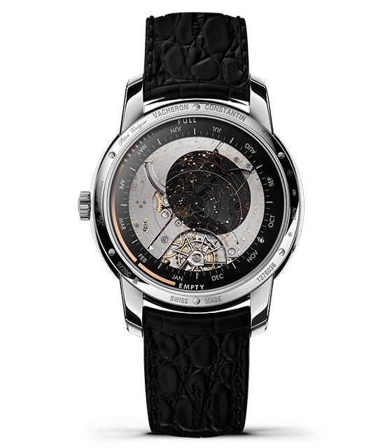 Vacheron Constantin Les Cabinotiers Celestia Astronomical Grand Complication Watch Back