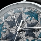 Vacheron Constantin Métiers d'Art Les Univers Infinis Angel Watch Dial