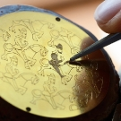 Vacheron Constantin Métiers d'Art Les Univers Infinis Horseman Watch Making
