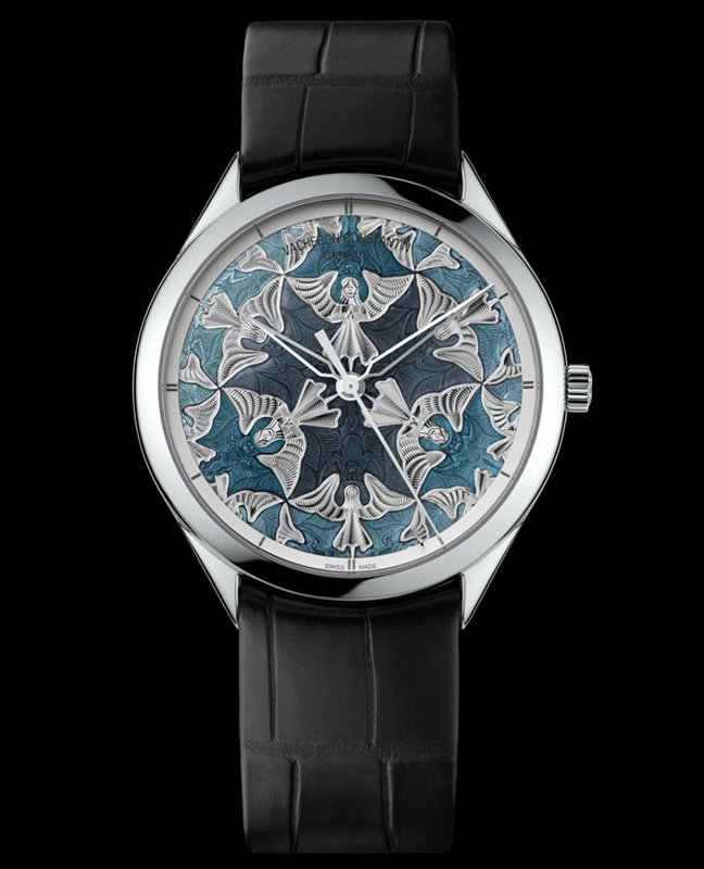 Vacheron Constantin Métiers d'Art Les Univers Infinis Angel Watch