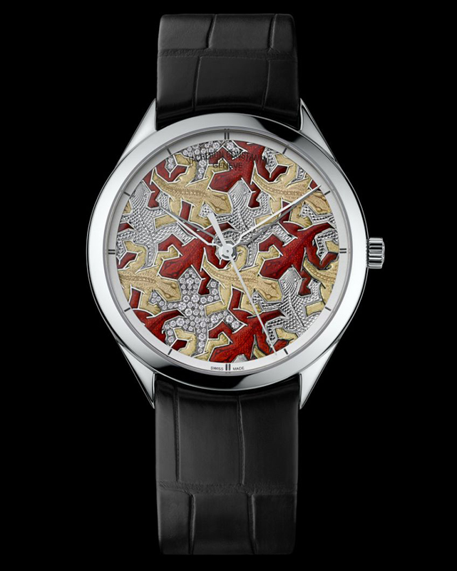 Vacheron Constantin Métiers d'Art Les Univers Infinis Lizard Watch