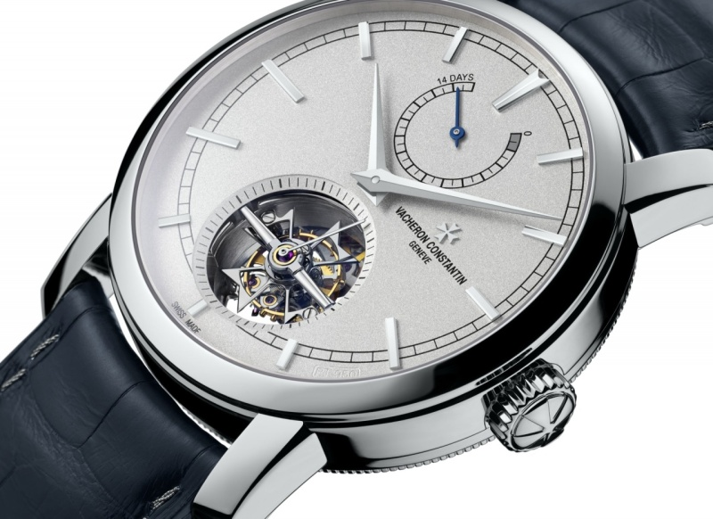 Vacheron Constantin Patrimony Traditionnelle 14-Day Tourbillon Watch Case