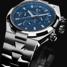 Vacheron Constantin Overseas Chronograph Watch Side View