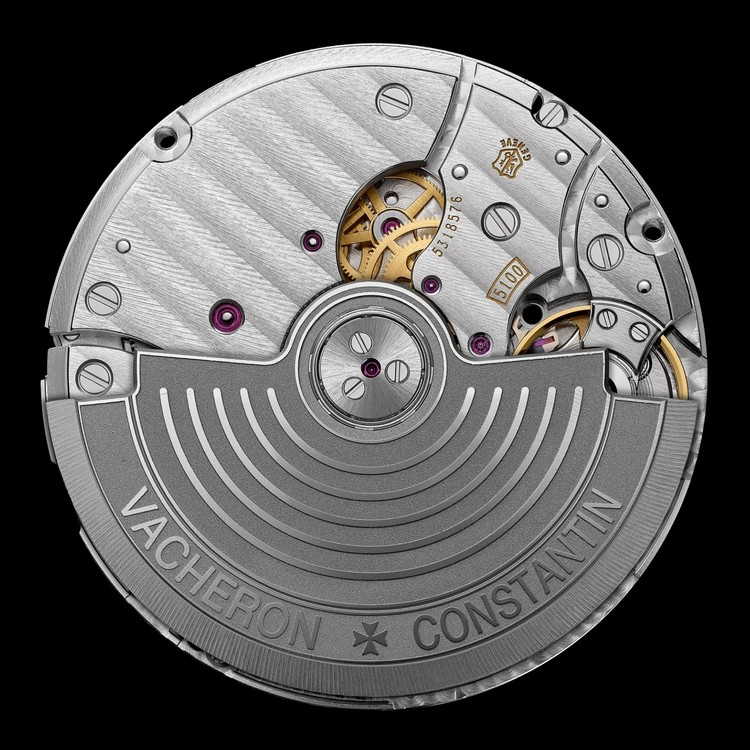 Vacheron Constantin Caliber 5100/1 Back