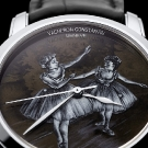 vvVacheron Constantin Métiers d'Art Two Dancers on Stage Watch Dial