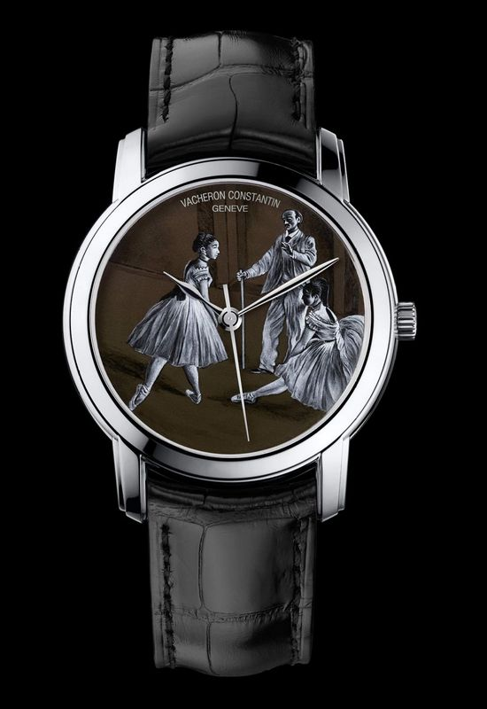 Vacheron Constantin Métiers d'Art Dance Class Watch