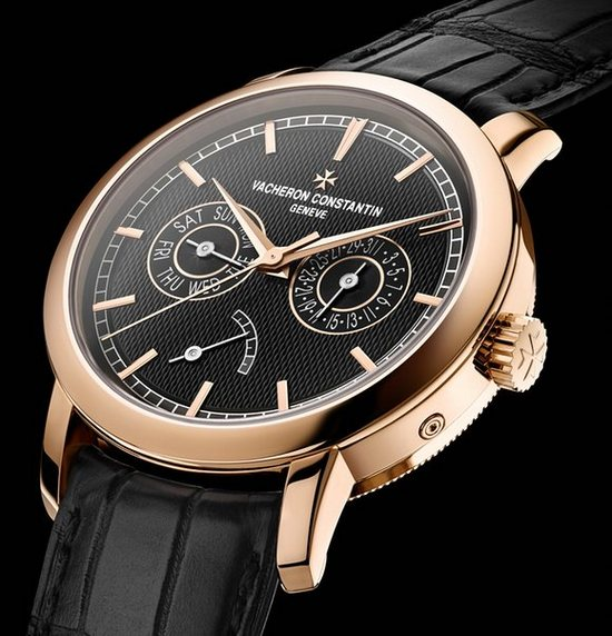 Vacheron Constantin Traditionelle Day Date And Power Reserve Watch