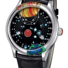 Van Cleef & Arpels from the Earth to the Moon Watch