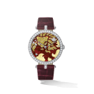 Van Cleef & Arpels Lady Arpels Zodiac Extraordinary Dials Leo Watch