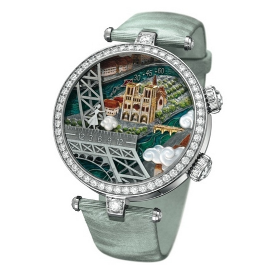 Van Cleef & Arpels Lady Arpels Poetic Wish Watch