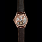 H. Moser & Cie. Venturer Tourbillon Dual Time Watch Back