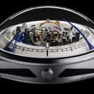 Vianney Halter Deep Space Tourbillon Watch Side