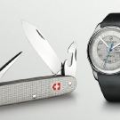 Victorinox Classic Officer's Day Date Mechanical Watch