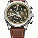 Victorinox Classic Infantry Vintage Mechanical Chronograph 241448 Watch