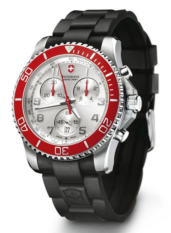Victorinox Maverick Chronograph 241433 Watch View
