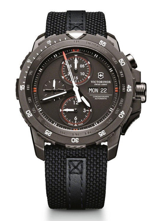 Victorinox Alpnach Mechanical Chronograph Special Edition Watch