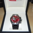 Victorinox Swiss Army Convoy Chrono Watch Box