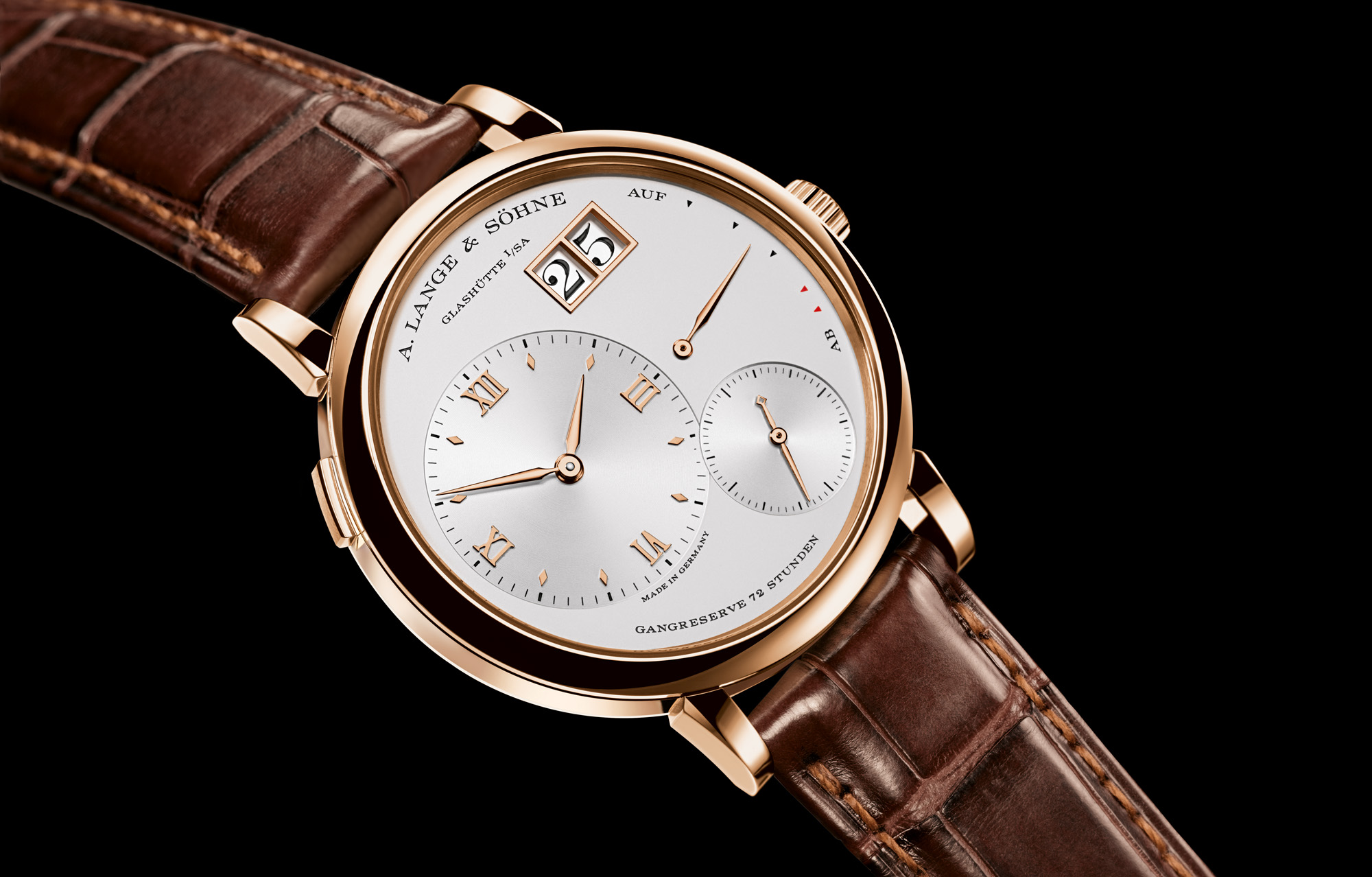 A.Lange & Sohne Grosse Lange Watch