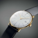 Junghans Max Bill Junghans Damen Gold Watch