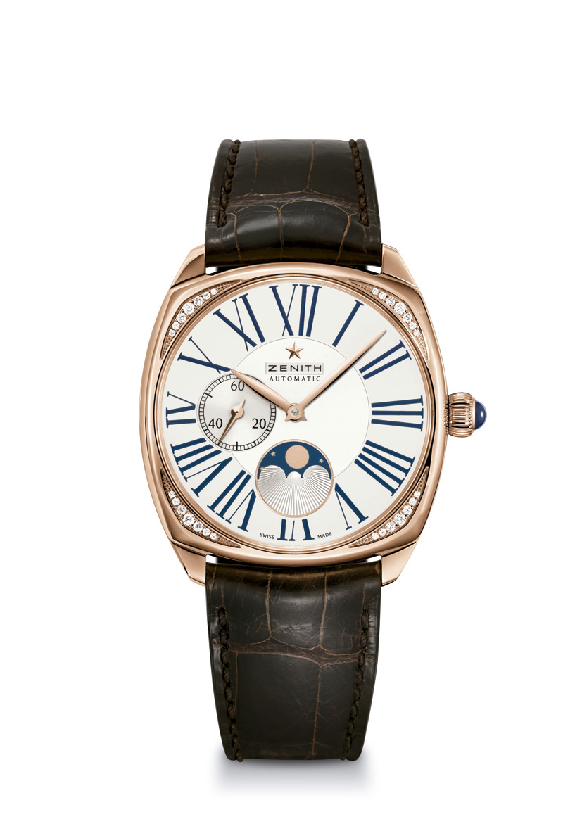 Zenith Star Moonphase Watch