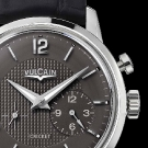 Vulcain 50s Presidents' Watch Ruthenium-Plated Dial