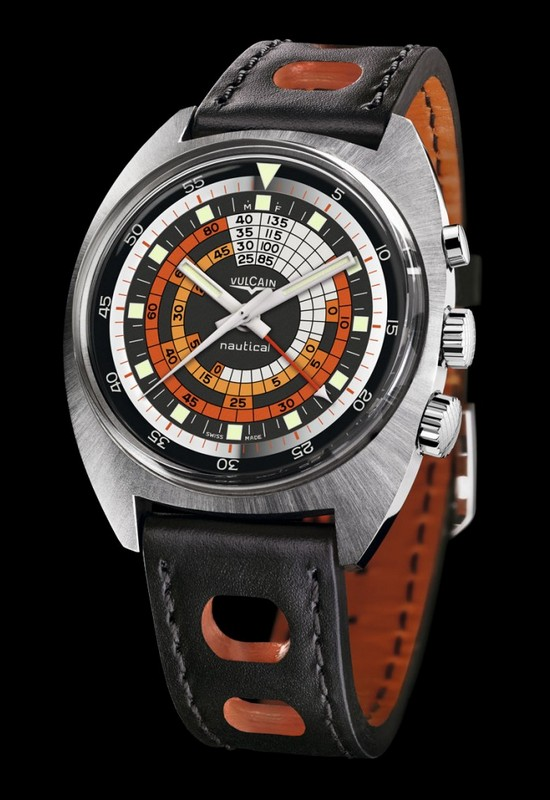Vulcain Nautical Seventies Limited Edition Watch
