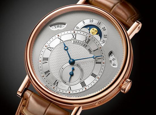 Breguet Classique 7337 Watch Moon-Phase