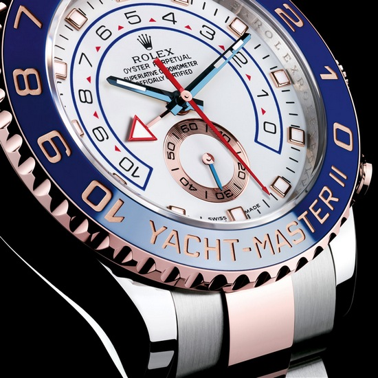 Rolex Oyster Perpetual Yacht Master II Countdown Timer