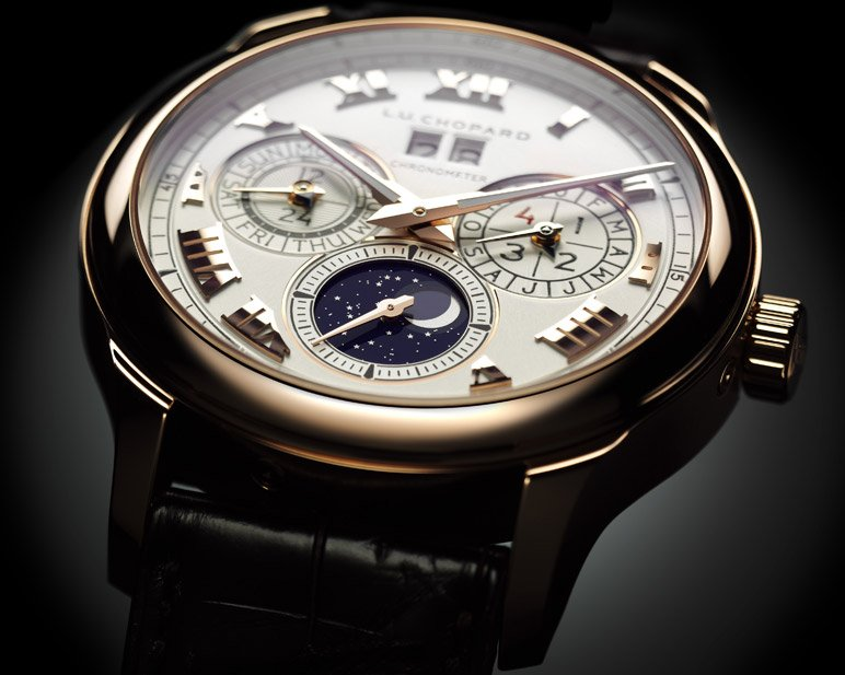 Chopard L.U.C Lunar One Watch Dial